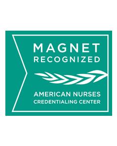 Magnet Recognized American Nurses Credentialing logo