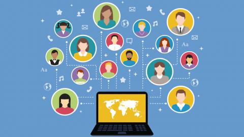 Social capital network