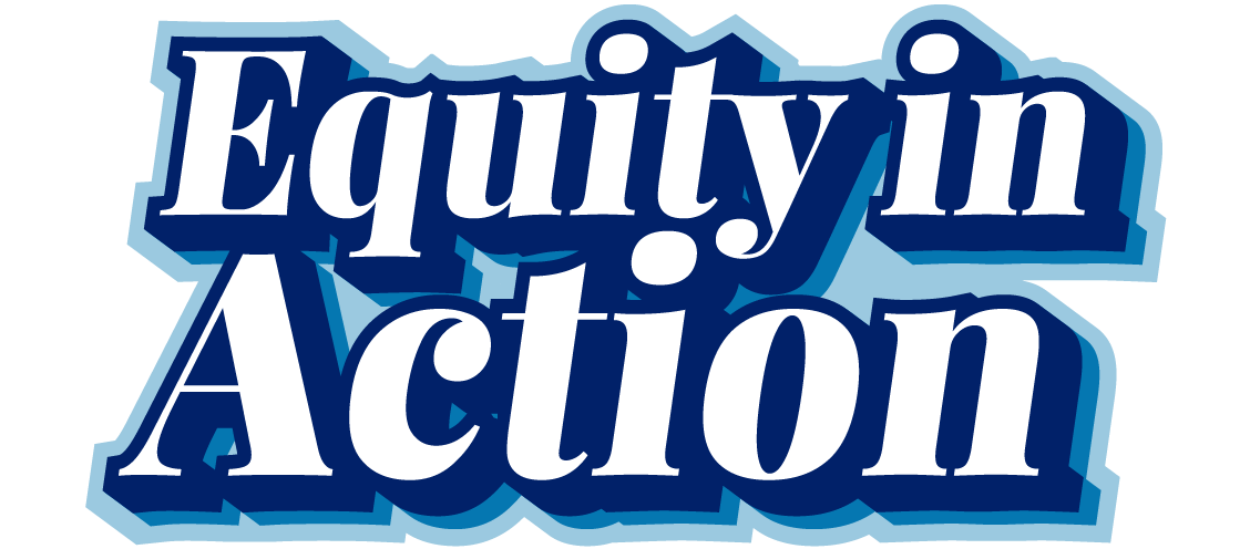 Equity in Action logo